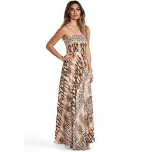 Twelfth Street by Cynthia Vincent Strapless Maxi